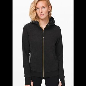Lululemon Scuba Hoodie Light Cotton Fleece Jacket